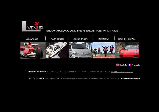 Création Site internet agence événementielle